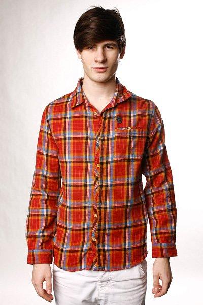 Рубашка Insight Superve Oxbl Red<br><br>Цвет: красный<br>Тип: Рубашка<br>Возраст: Взрослый<br>Пол: Мужской