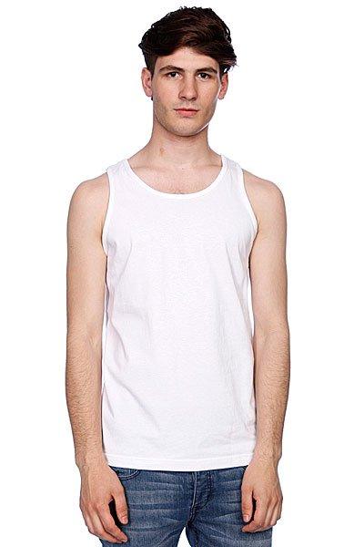 Майка Independent Nbt Tank White<br><br>Цвет: белый<br>Тип: Майка<br>Возраст: Взрослый<br>Пол: Мужской