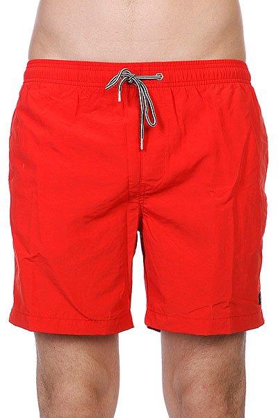 Шорты пляжные Globe Dana Iii Poolshort Red Clay<br><br>Цвет: красный<br>Тип: Шорты пляжные<br>Возраст: Взрослый<br>Пол: Мужской