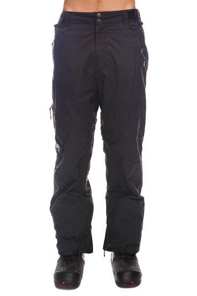 Штаны сноубордические Apo Skid Regular BlackТеплые  штаны Apo Skid Regular  обеспечат комфорт во время занятий сноубордом и защиту от холода. В таких брюках Вы не станете отвлекаться на свой внешний вид и сможете сконцентрироваться на катании, вращениях и сложных трюках. Технические характеристики: Артикуляционные вставки.Вентиляционные отверстия на молнии.Регулировка талии.Карманы для рук на молнии.Задние карманы.Боковой карман.Края штанин на молнии.Фасон - стандартный (Regular Fit).<br><br>Цвет: черный<br>Тип: Штаны сноубордические<br>Возраст: Взрослый<br>Пол: Мужской