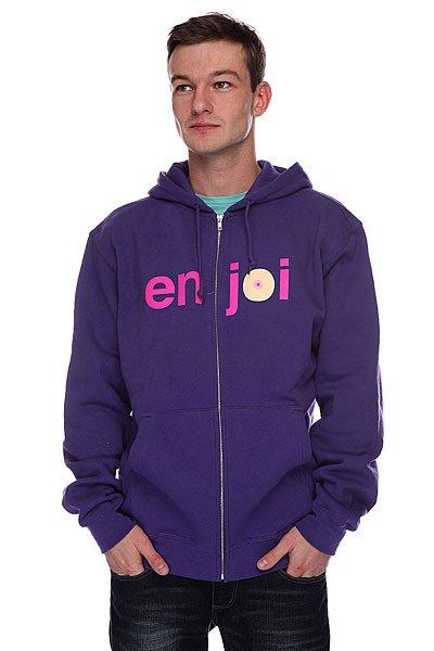 Толстовка Enjoi Boobie Hood Purple<br><br>Цвет: фиолетовый<br>Тип: Толстовка классическая<br>Возраст: Взрослый<br>Пол: Мужской