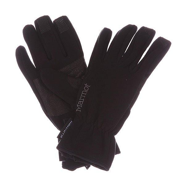 Перчатки женские Marmot Wms Windstopper Glove BlackПерчатки Wms Windstopper Glove из флиса с мембраной WINDSTOPPER® это проверенная временем защита от холода, ветра и влаги. Усиления из водостойкой кожи позволяют комфортно работать с веревкой и снаряжением. Характеристики:Ткань с мембраной GORE® WINDSTOPPER®.Анатомичный крой. Усиления в зоне ладони.<br><br>Цвет: черный<br>Тип: Перчатки<br>Возраст: Взрослый<br>Пол: Женский
