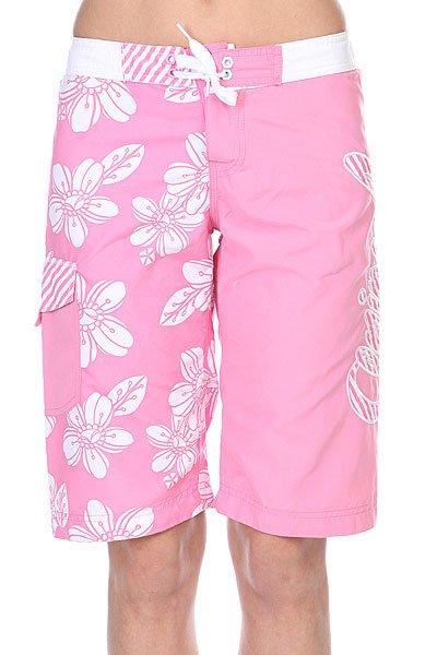 Шорты пляжные детские Animal Floella Pink<br><br>Цвет: розовый<br>Тип: Шорты пляжные<br>Возраст: Детский