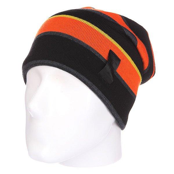 Шапка носок Apo Magic Orange<br><br>Цвет: черный,серый,оранжевый<br>Тип: Шапка носок<br>Возраст: Взрослый<br>Пол: Мужской