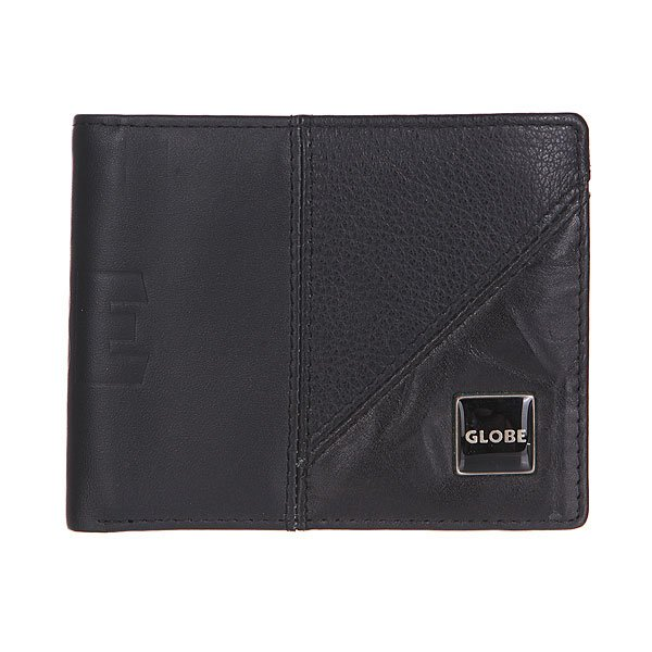 Кошелек Globe Kane Wallet Black<br><br>Цвет: черный<br>Тип: Кошелек<br>Возраст: Взрослый<br>Пол: Мужской
