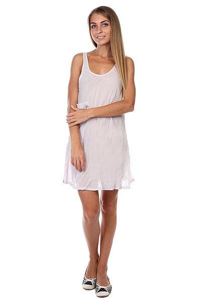 Платье женское Insight Lilac<br><br>Цвет: белый<br>Тип: Платье<br>Возраст: Взрослый<br>Пол: Женский