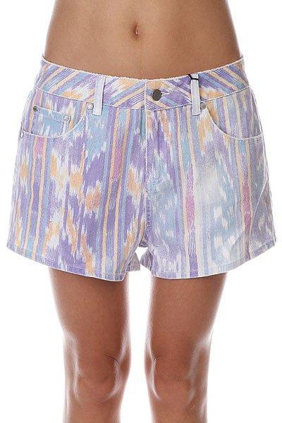Шорты джинсовые женские Insight Zoowho Z-boys Morning Zulu<br><br>Цвет: мультиколор<br>Тип: Шорты джинсовые<br>Возраст: Взрослый<br>Пол: Женский