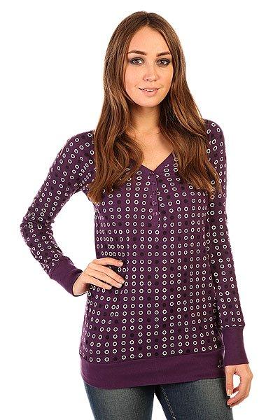 Джемпер женский Element Coco Purple<br><br>Цвет: фиолетовый<br>Тип: Джемпер<br>Возраст: Взрослый<br>Пол: Женский