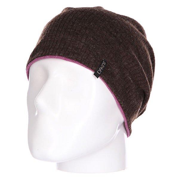 Шапка носок женская Dakine Skylar Falcon/Boysenberry<br><br>Цвет: розовый,серый<br>Тип: Шапка носок<br>Возраст: Взрослый<br>Пол: Женский