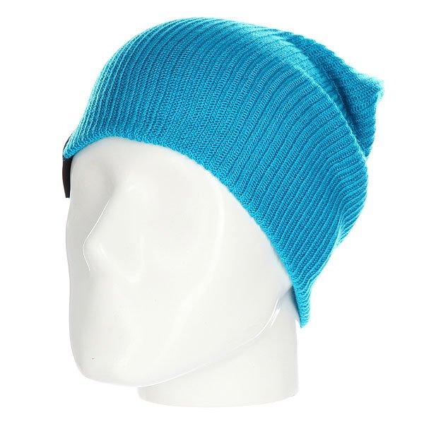 Шапка носок Les All Day BiruzaОднотонная шапка - носок идеально сочетает стильный современный дизайн и практичность, так как она позволяет менять фасон в зависимости от настроения.Технические характеристики: Материал - акрил.Мелкая вязка.Удлиненная макушка.Текстильный ярлычок с логотипом.Шапку можно носить как с отворотом, так и без него.<br><br>Цвет: голубой<br>Тип: Шапка носок<br>Возраст: Взрослый<br>Пол: Мужской