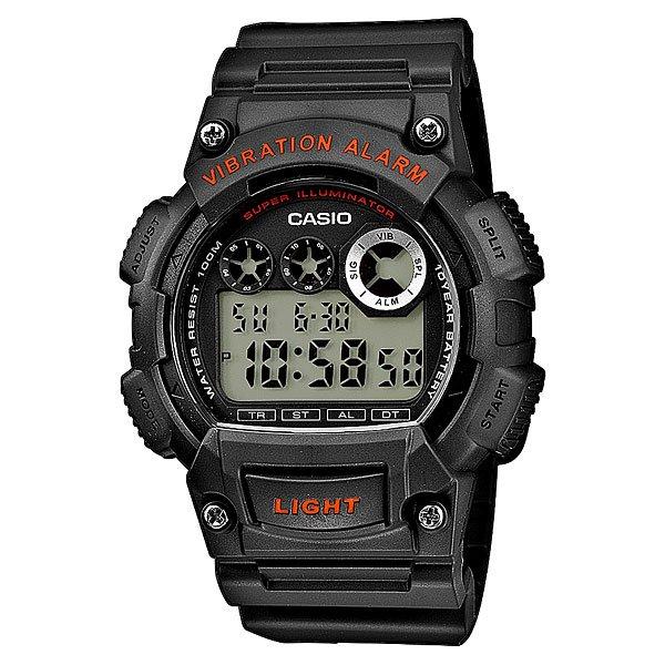 Часы Casio Collection W-735h-8a BlackФункциональные спортивные часы для достижения высоких результатов.Коллекция Standard Digital.Характеристики:Циферблат подсвечивается светодиодом разных цветов. Секундомер с точностью показаний 1/100с и временем измерения 24ч.Сплит-хронограф.Таймеробратного отсчета от 1с до 24ч. Второй часовой пояс.12-ти и 24-х часовой форматвремени. Функция включения/отключения звука. Световая и вибрационная индикация сигнала. Автоматический календарь: после настройки автоматический календарь всегда отображает точную дату.Сферическое стекло.Поверхность стекла часов является выпуклой. Это обеспечивает высокий уровень прочности и устойчивости к давлению.Корпус из полимерного пластика. Ремешок из полимерного материала. Десять лет - один аккумулятор. Новые разработки в электронике обеспечивают значительно более низкое потребление энергии.Идеально подходит для плавания с маской и трубкой: часы являются водонепроницаемыми до 10 Бар/на глубине до 100 метров. Значение метров не относится к глубине погружения, но относится к атмосферному давлению, используемого в процессе испытания на водонепроницаемость. (ISO 2281). Точность: +/- 30 сек в месяц. Тип батареи: CR2032.<br><br>Цвет: черный<br>Тип: Электронные часы<br>Возраст: Взрослый<br>Пол: Мужской