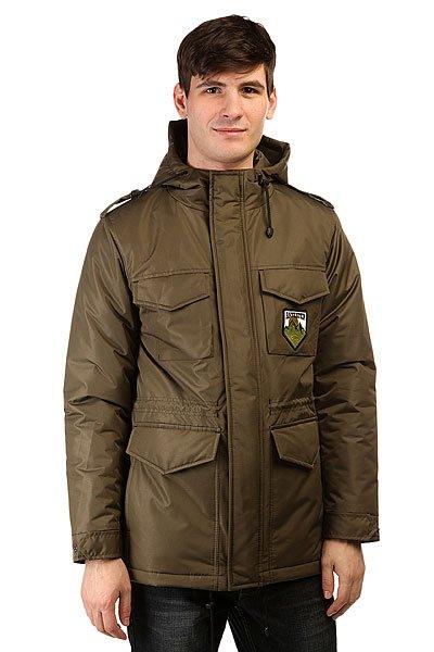 Куртка зимняя Anteater M65 HakiНовые куртки Anteater – M65: классический военный силуэт в исполнении от уличной марки.Характеристики:Удобный фит. 4 внешних кармана, два боковых, внутренний карман. Удобный капюшон.<br><br>Цвет: зеленый<br>Тип: Куртка зимняя<br>Возраст: Взрослый<br>Пол: Мужской