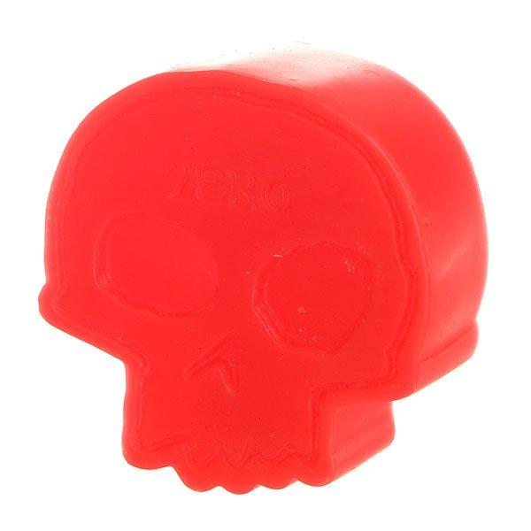 Парафин Zero Skull Wax RedПарафин от Zero отлично держится на скейте и обеспечивает качественное скольжение.Технические характеристики: Гладкое скольжение.100% биоразлагаемый углеводородный воск.<br><br>Цвет: красный<br>Тип: Парафин<br>Возраст: Взрослый<br>Пол: Мужской