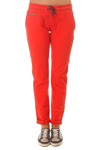 Штаны прямые женские Picture Organic Flume2 RedПовседневные женские штаны прямого кроя из переработанного хлопка от Picture Organic.Технические характеристики: Переработанный эластичный хлопок.Широкий эластичный пояс.Карманы для рук.Прямой крой.Эко дизайн.<br><br>Цвет: оранжевый<br>Тип: Штаны прямые<br>Возраст: Взрослый<br>Пол: Женский