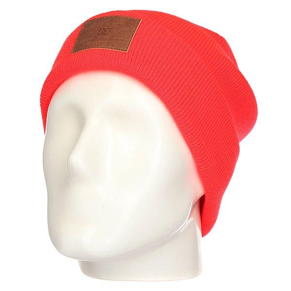 Шапка женская DC Label Fiery Coral<br><br>Цвет: розовый<br>Тип: Шапка<br>Возраст: Взрослый<br>Пол: Женский