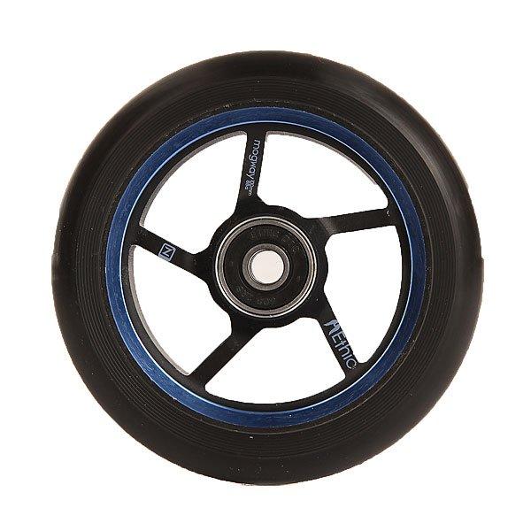 Колесо для самоката Ethic Mogway Wheels 100 Mm BlueОчень легкие, стабильные и эффективные колеса из алюминиевого сплава 6082 T6.Технические характеристики: Сердечник из алюминиевого сплава 6082 T6.Жесткость 88 А.Диаметр 100 мм.Вес 158 гр.<br><br>Цвет: синий,черный<br>Тип: Колесо для самоката