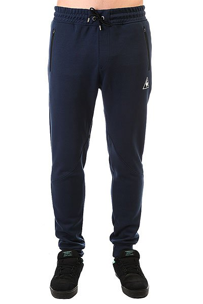 Штаны спортивные Le Coq Sportif Lcs Tech Pant Dress Blues<br><br>Цвет: синий<br>Тип: Штаны спортивные<br>Возраст: Взрослый<br>Пол: Мужской