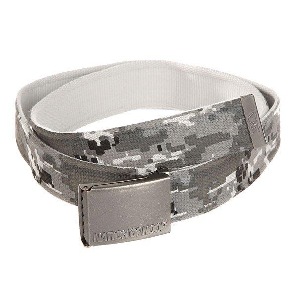 Ремень K1X Digi Camo Belt Grey/Camo<br><br>Цвет: серый<br>Тип: Ремень<br>Возраст: Взрослый<br>Пол: Мужской