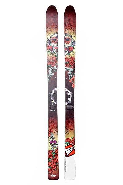 Горные лыжи Apo Wyatt 183 + Крепления Look Px12 Wide Neutral MultiАбсолютное оружие для фрирайда, Wyatt является синонимом свободы! На трассе, по бездорожью или в снегу они впечатлят вас своей стабильностью.Технические характеристики: Сердечник Omega из двух видов тополя для большей прочности, динамичности и стабильности.Конструкция 2D Torsion Box имеет легкий вес и экономит силы лыжника.4 слоя стекловолокна делают лыжи более прочными.Скользяк Sintered 4000/Stone Grind - лучшее скольжение на мокром снегу.Боковины Slanted из пластика ABS.Форма Flat Tail.Прогиб - классический кэмбер.Для профессионалов.Универсальные и высокоэффективные крепления Look PX 12.Усилие срабатывания DIN 3.5-12.Ширина ски-стопа: 110-120 мм.Длина регулировки: 20 мм.Высота пятки: 20 мм.Поперечная подвижность головки: 45 мм.Вертикальная подвижность головки: 25 мм.Головка Dual Action lll.Пятка Axial 2.<br><br>Цвет: мультиколор<br>Тип: Горные лыжи<br>Возраст: Взрослый<br>Пол: Мужской
