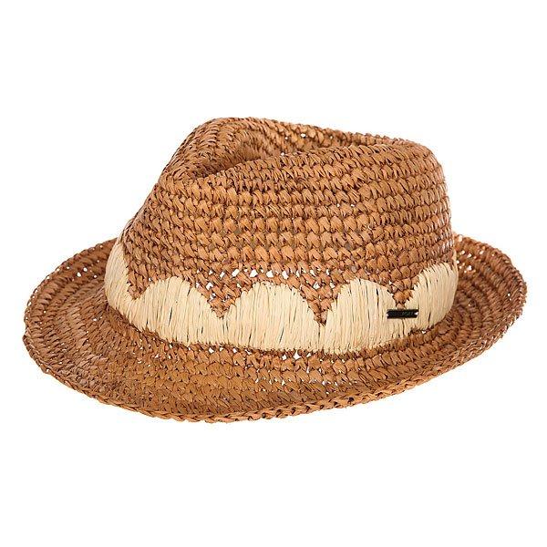 Шляпа женская Roxy Witching Brown<br><br>Цвет: коричневый<br>Тип: Шляпа<br>Возраст: Взрослый<br>Пол: Женский