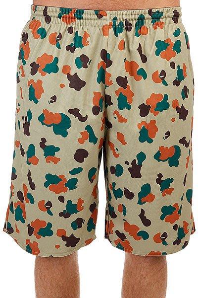 Шорты классические K1X Pacific Shorts Camo<br><br>Цвет: черный,коричневый,зеленый,камуфляжный<br>Тип: Шорты классические<br>Возраст: Взрослый<br>Пол: Мужской