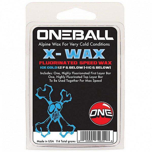 Парафин Oneball Bulk X-wax Ice Cold Assorted<br><br>Цвет: мультиколор<br>Тип: Парафин<br>Возраст: Взрослый<br>Пол: Мужской