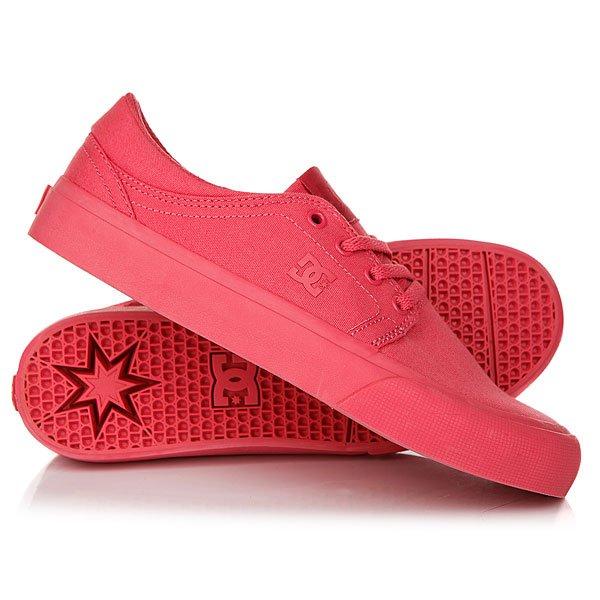 Кеды кроссовки низкие женские DC Trase Tx Drt DesertКлассические всеми любимые DC Trase TX SE с аккуратным силуэтом, которые не перестают быть ежесезонной маст-хэв составляющей гардероба. Эти базовые кеды на удобной вулканизированной подошве готовы отлично вписаться в любой стиль, позволяя наслаждаться длительными прогулками в комфортной и удобной обуви.Характеристики:Фирменный логотип на язычке и сбоку.Металлические люверсы шнуровки. Плоские вощеные шнурки с металлическими люверсами. Мягкая область лодыжки. Фирменный логотип на пятке. Гибкая каучуковая подошва. Фирменный цепкий протектор Pill Pattern. Вулканизированная конструкция подошвы. Материал верха: прочный текстиль.<br><br>Цвет: розовый<br>Тип: Кеды низкие<br>Возраст: Взрослый<br>Пол: Женский