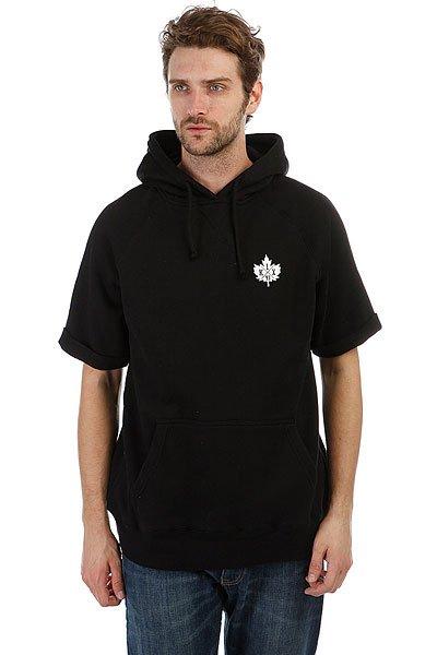 Толстовка кенгуру K1X Authentic Cropped Hoody Black<br><br>Цвет: черный<br>Тип: Толстовка кенгуру<br>Возраст: Взрослый<br>Пол: Мужской