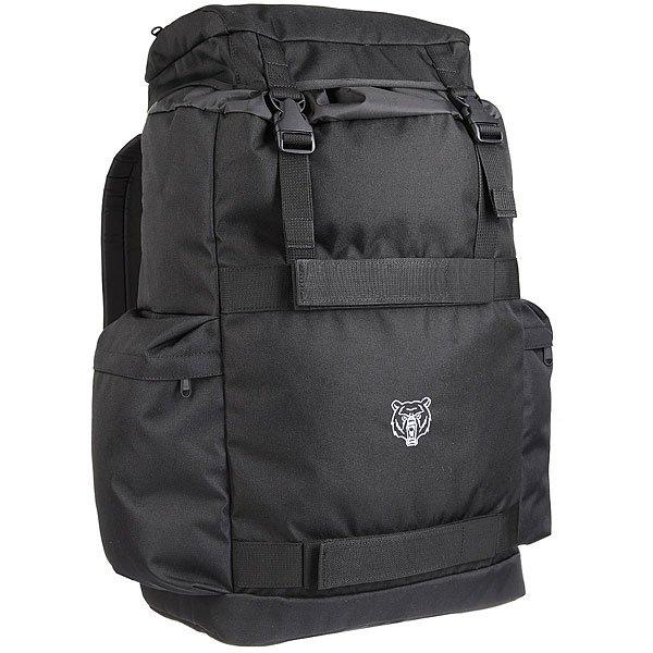 """Рюкзак туристический Terror Snow Voyager 2.0 BlackВместительный рюкзак, в который с легкостью можно разместить ботинки и одежду - необходимый аксессуар для поездок на горнолыжные курорты с полезными деталями в конструкции.Технические характеристики: Объем 30 литров.Удобные карманы для мелких вещей.Флисовый кармашек для маски.Эргономичная спинка.Отделение для 17"""" ноутбука.Система fast strap.Крепления для сноуборда/скейтборда.<br><br>Цвет: черный<br>Тип: Рюкзак туристический<br>Возраст: Взрослый"""