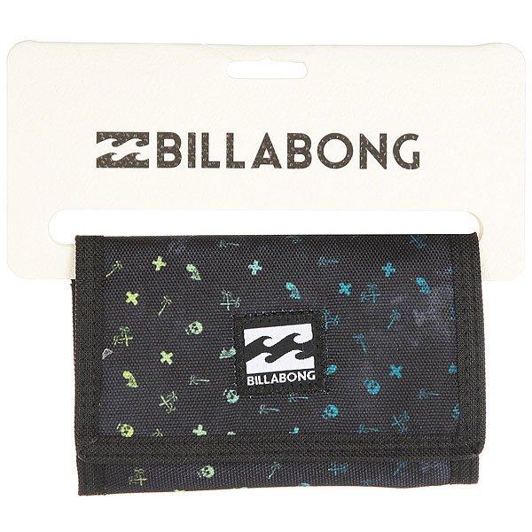 Кошелек Billabong Atom Wallet Black