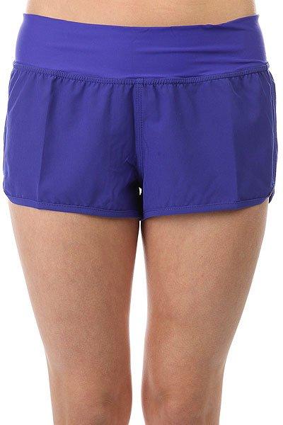Шорты пляжные женские Billabong Sol Searcher Volley Electric Blue<br><br>Цвет: синий<br>Тип: Шорты пляжные<br>Возраст: Взрослый<br>Пол: Женский