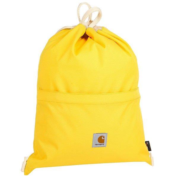 Мешок Carhartt WIP Wip Watch Sack Yellow<br><br>Цвет: желтый<br>Тип: Мешок<br>Возраст: Взрослый