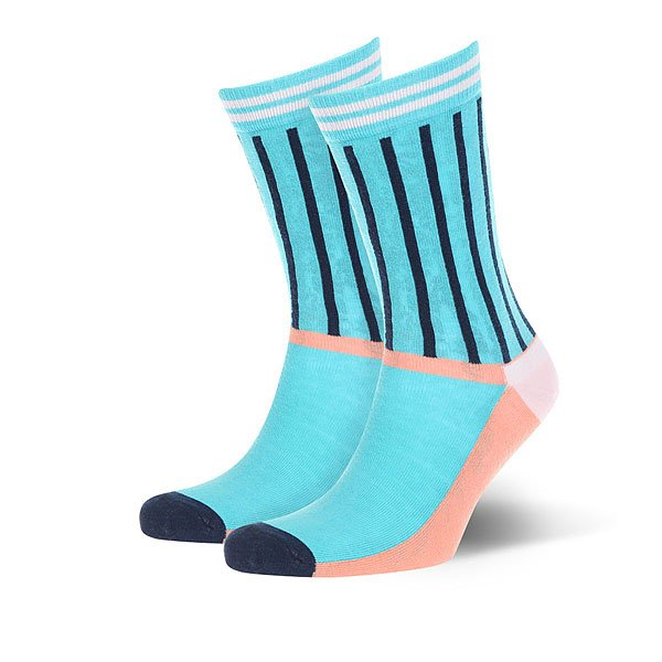 Носки средние Sammy Icon Barrow<br><br>Цвет: голубой,розовый,черный<br>Тип: Носки средние<br>Возраст: Взрослый<br>Пол: Мужской