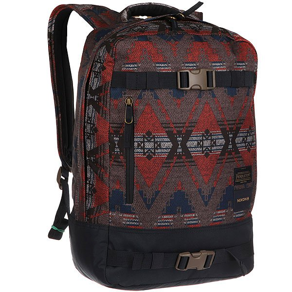 Рюкзак спортивный Nixon Del Mar Backpack Washed Americana<br><br>Цвет: синий,мультиколор<br>Тип: Рюкзак спортивный<br>Возраст: Взрослый
