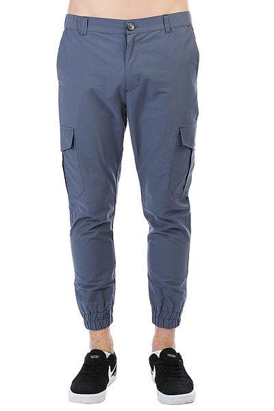 Штаны прямые Anteater Cargo Blue<br><br>Цвет: синий<br>Тип: Штаны прямые<br>Возраст: Взрослый<br>Пол: Мужской
