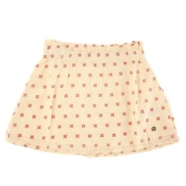 Юбка детская Roxy Welcome Wvsk Sun Dots Combo Sand