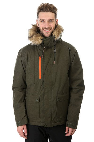 Куртка Quiksilver Selector Plus Forest Night