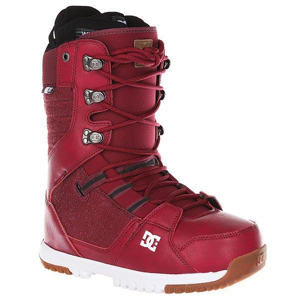 Ботинки для сноуборда DC Mutiny Maroon