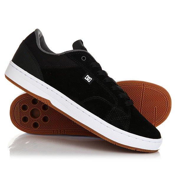 Кеды кроссовки низкие DC Astor S Black/White